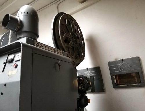 Il cinema è uno spettacolo. Anche quando è chiuso
