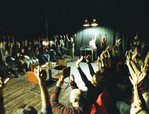 Come sperimentare e innovare nel teatro?