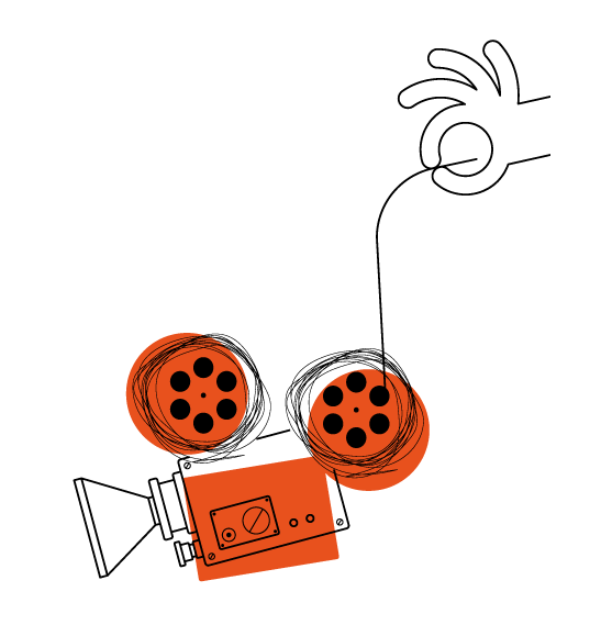 cinepresa mobile